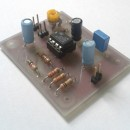 subwoofer active low pass filter
