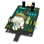 Mixer: mic input board
