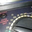 Medida barata de la impedancia de entrada de un amplificador audio
