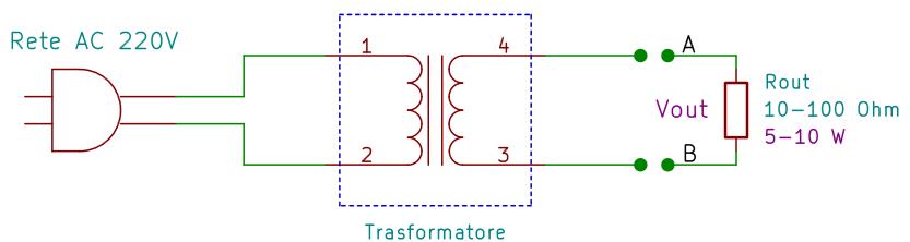 Il circuito di misura